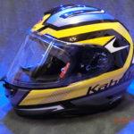やっとヘルメット新調! OGK Kabuto エアロブレード5